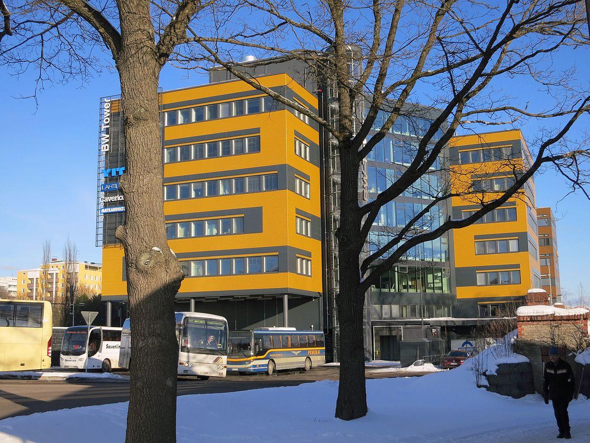 BW Tower, Lahti